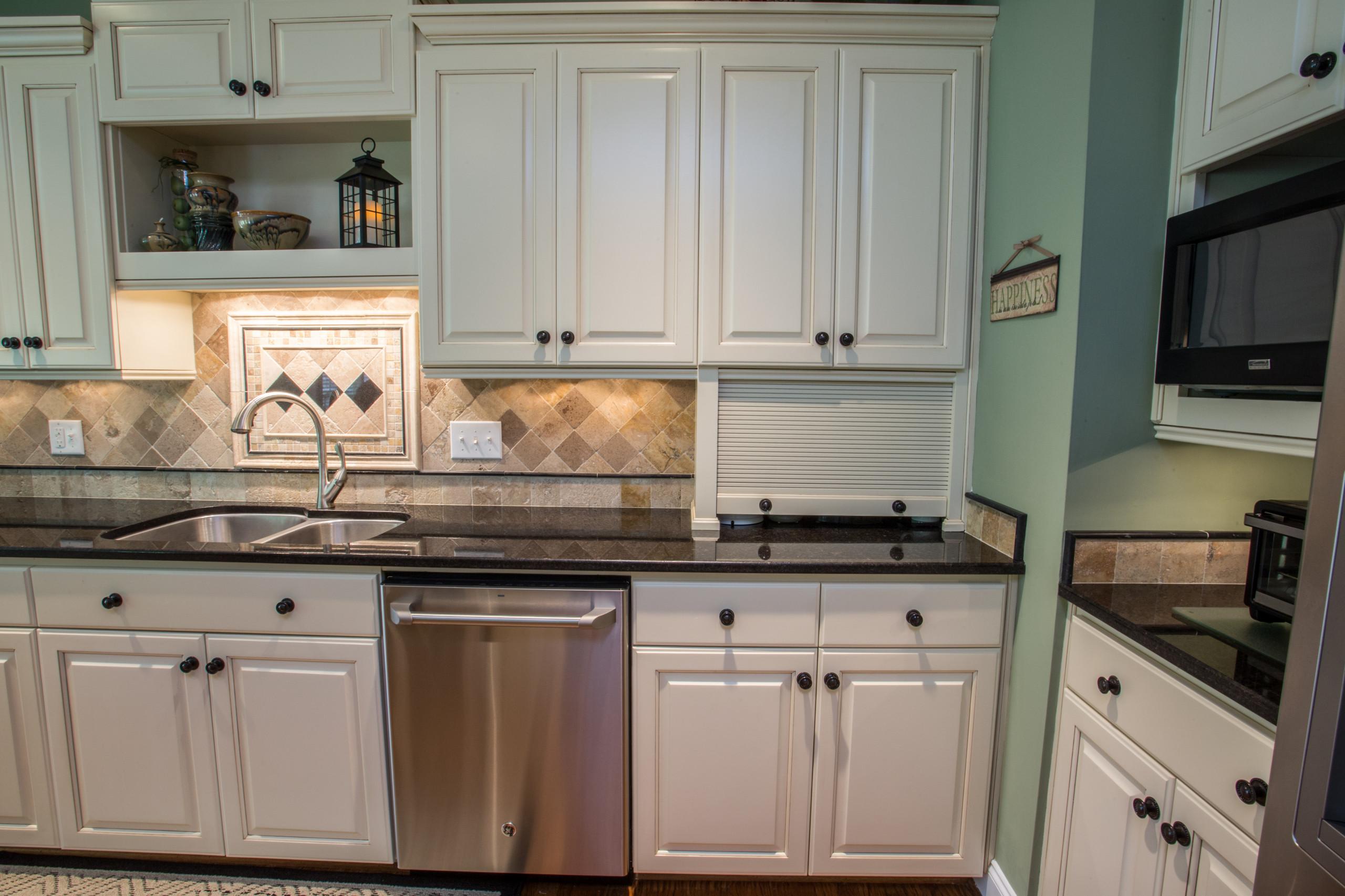 Kitchen After Undercounter Lighting