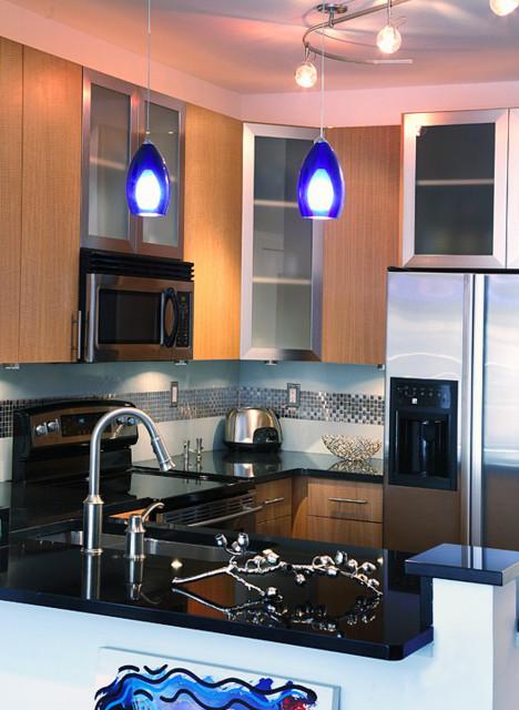 Kitchen for Voir cuisine moderne
