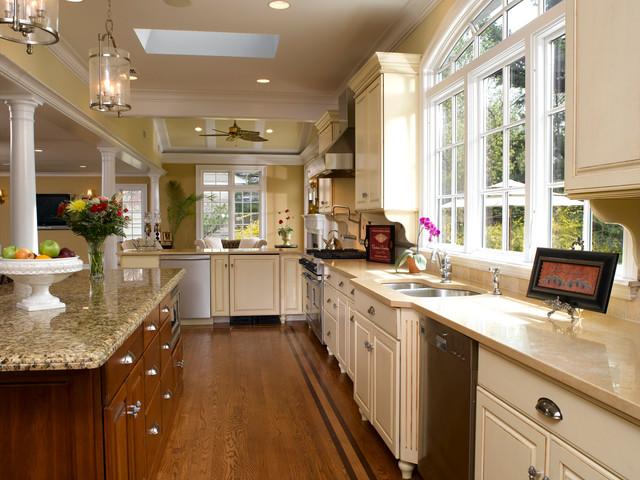 Kitchen Alteration traditional-kitchen