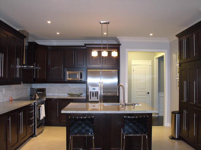 Kitchen - Contemporary - Kitchen - Toronto - by AM Dolce Vita