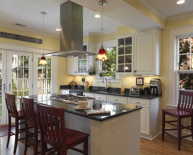 Kitchen & Addition traditional-kitchen