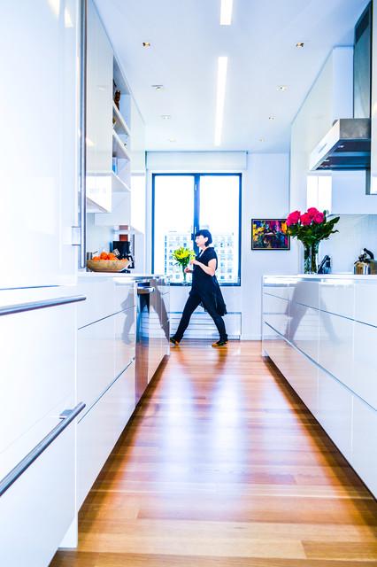 Kitchen and Bath contemporary-kitchen