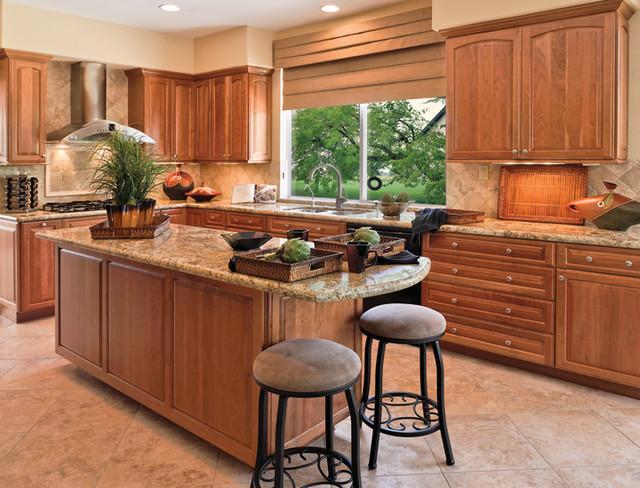 Kitchen & Bath Design - Transitional - Kitchen - Seattle ...