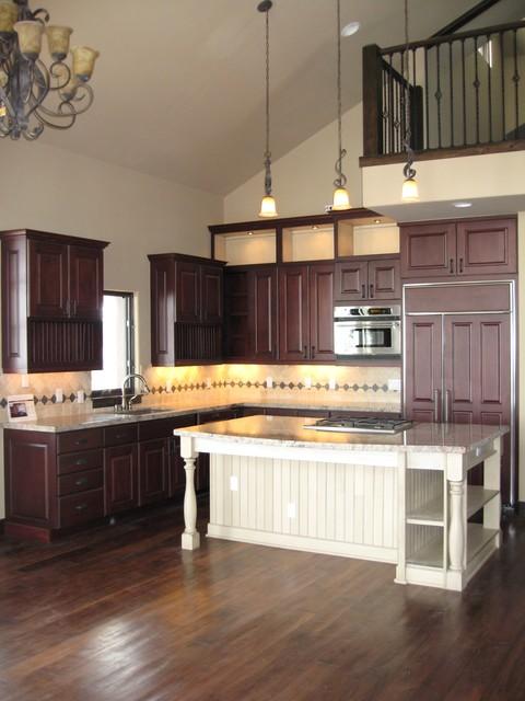 Kitchen & Bath Designer traditional-kitchen