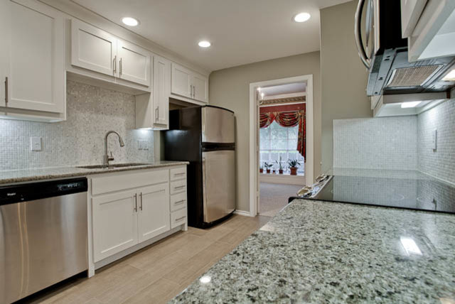 Kitchen and Bath Remodel contemporary-kitchen
