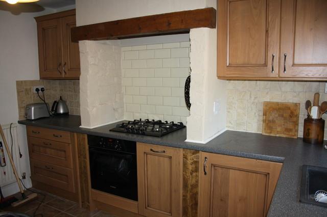 Kitchen & Bathroom traditional-kitchen