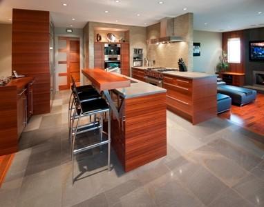 Kitchen & Baths contemporary-kitchen