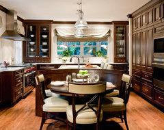 Kitchen & Breakfast Room Re-Model traditional-kitchen