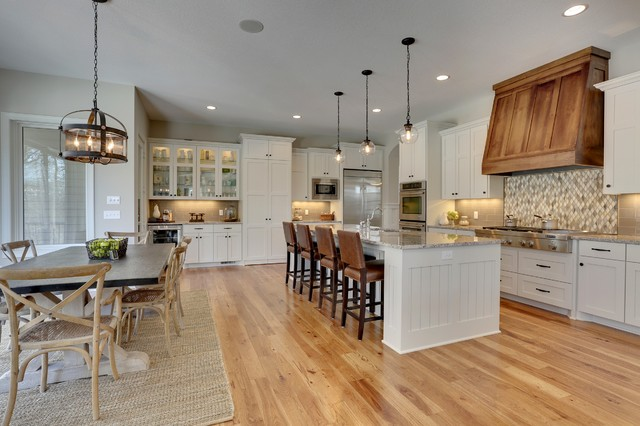Kitchen Remodel Minneapolis Model Kitchen And Dinette  Kintyre Model  2015 Spring Parade Of Homes .