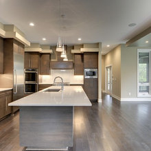 Kitchen and Dinette � O'Donnell Woods � 2014 Contemporary Suburban Home