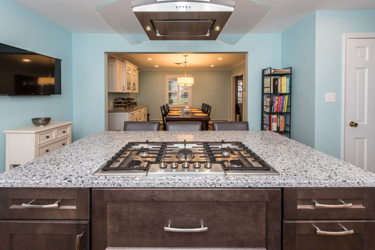 Kitchen and Dining for the Whole Family