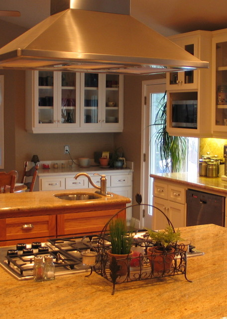 Kitchen & dining room remodel contemporary-kitchen