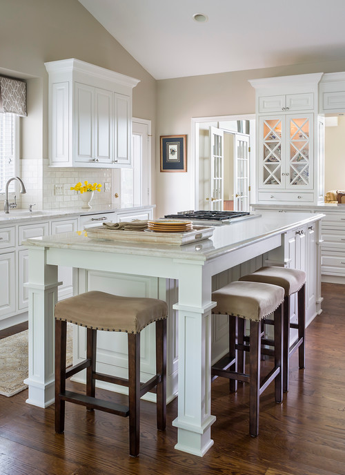 Custom Cabinets in New Home in Middletown CT