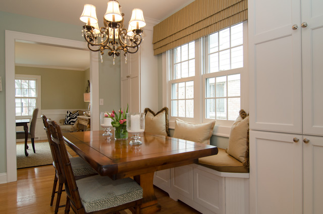 Kitchen and Dining Room Remodel traditional-kitchen