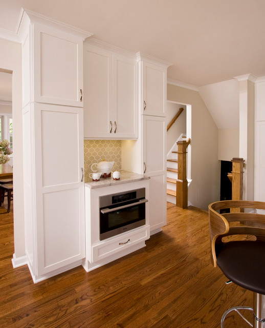 Kitchen And First Floor Renovations To A 1960 S Split Level Ranch