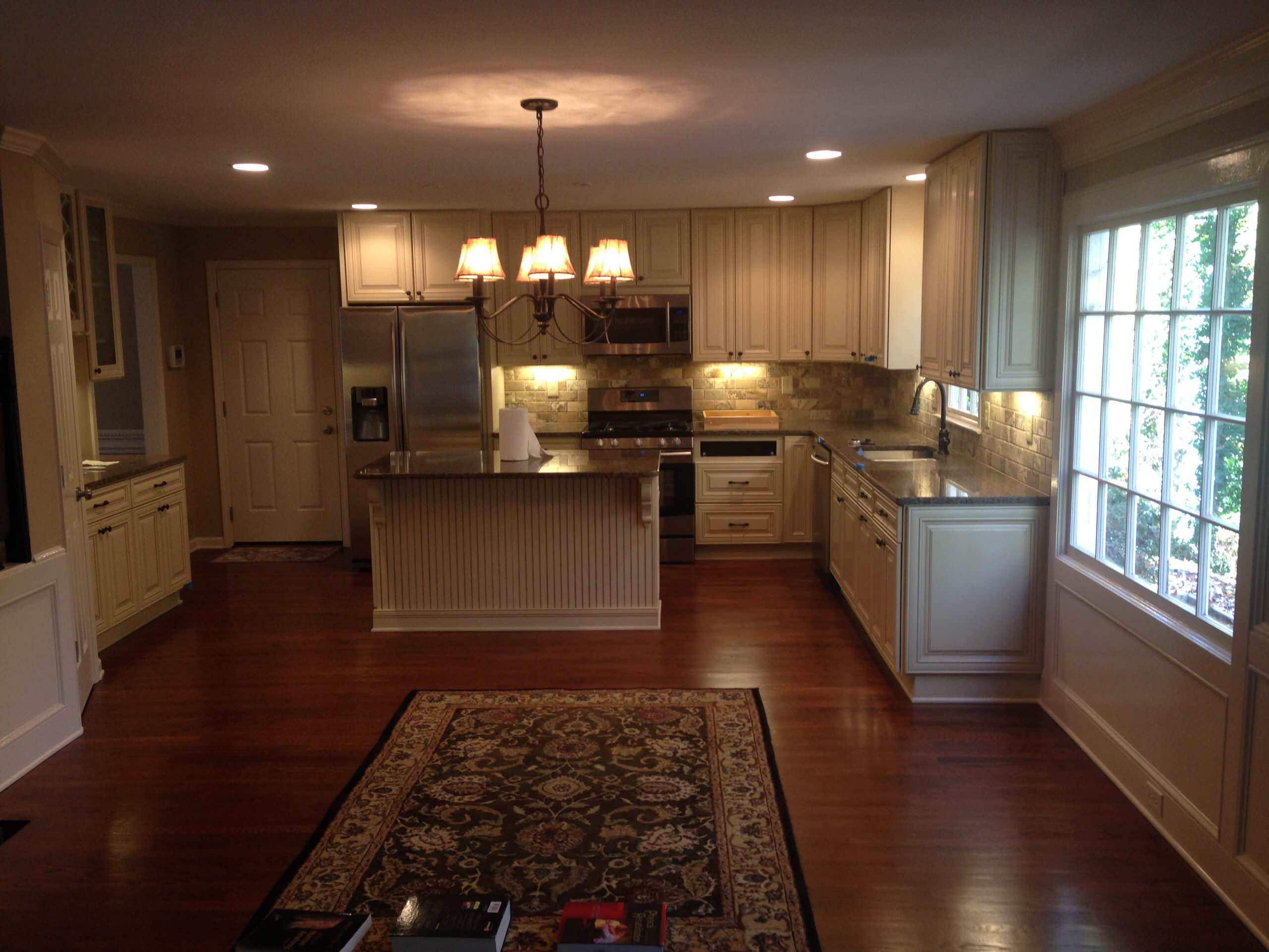 Kitchen and great Room Redesign