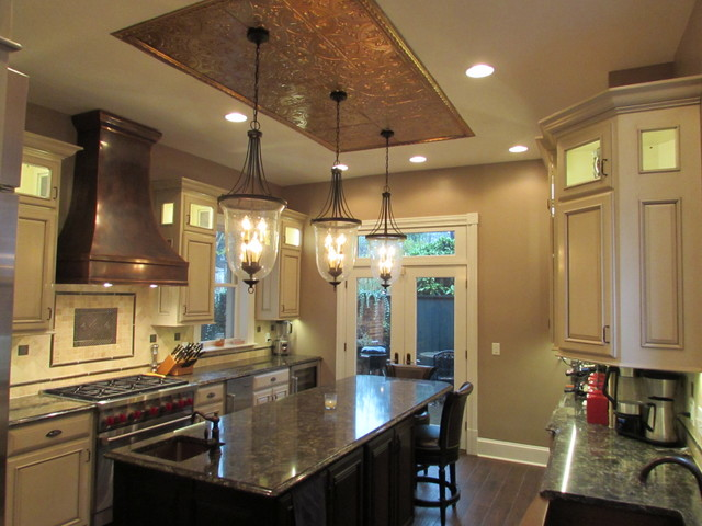 Kitchen & master bathroom remodel in downtown Frederick ...