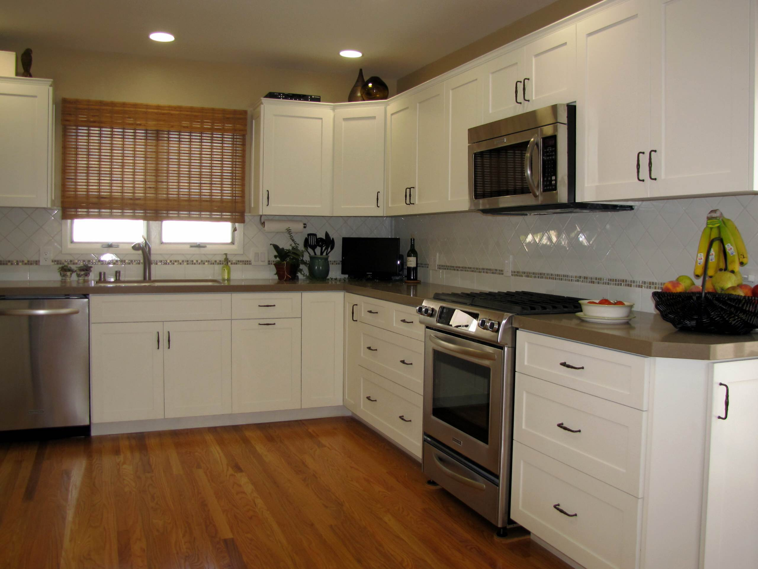 Kitchen and Small Bathroom Remodel