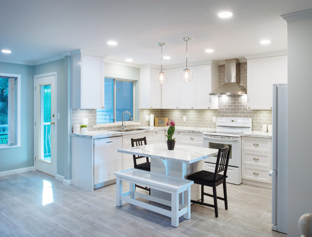 Kitchen and two bathrooms newly renovated in abbotsford bc for California kitchen cabinets abbotsford