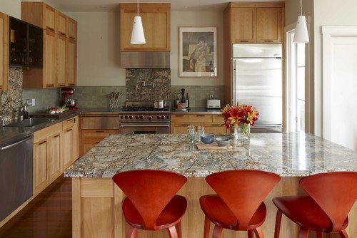Marvelous Transitional Kitchen