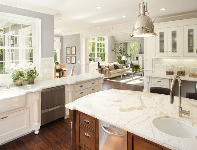 Kitchen - Traditional - Kitchen - san francisco - by Arch ...
