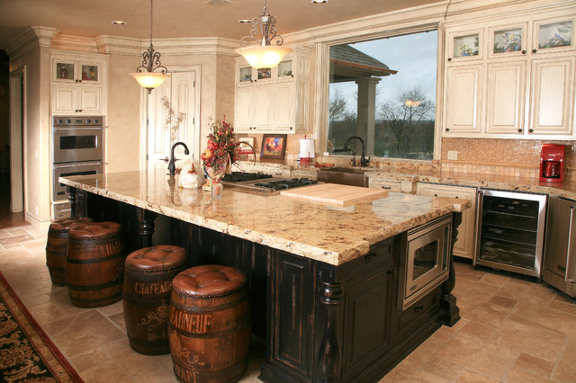 Kitchen Archive - Traditional - Kitchen - Other - by Sullivan's Custom ...