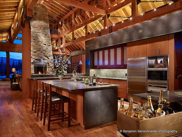 Kitchen Area contemporary-kitchen