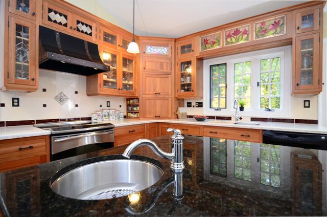 Kitchen - Arlington - N 18th St farmhouse-kitchen