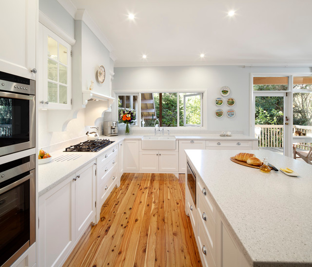 Kitchen at galston traditional kitchen sydney by for Kitchen ideas ltd