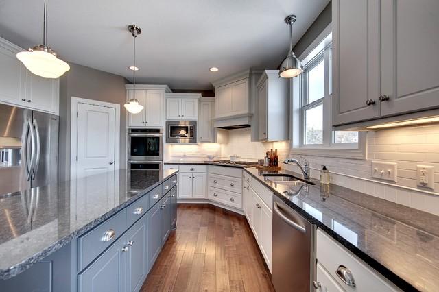 Kitchen- Audubon Model - 2014 Spring Parade of Homes transitional-kitchen