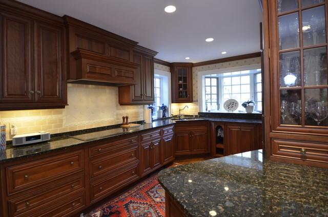 Kitchen Avon Ct Traditional Kitchen New York By D E Jacobs Associates Inc
