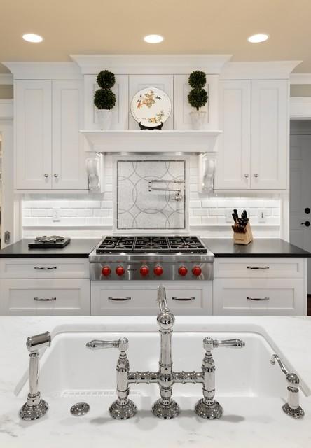 Kitchen B traditional-kitchen