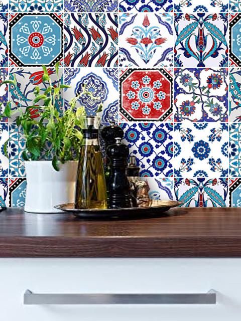 Kitchen Design 11x13 Room: Kitchen Back Splash Iznik
