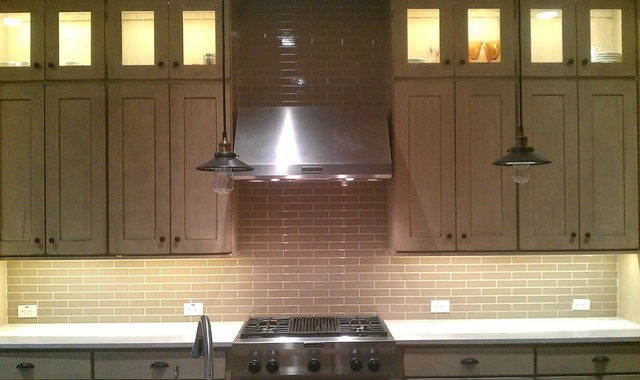 Kitchen Back Splash Subway 2 Quot X 8 Quot Olive Crackle