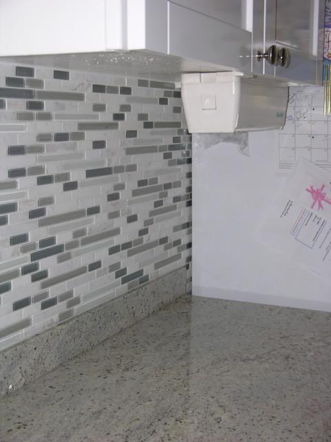 kitchen backsplash modern kitchen toronto by
