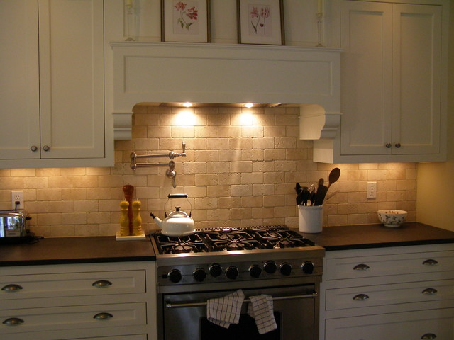 Marvelous Kitchen Backsplash Traditional Kitchen