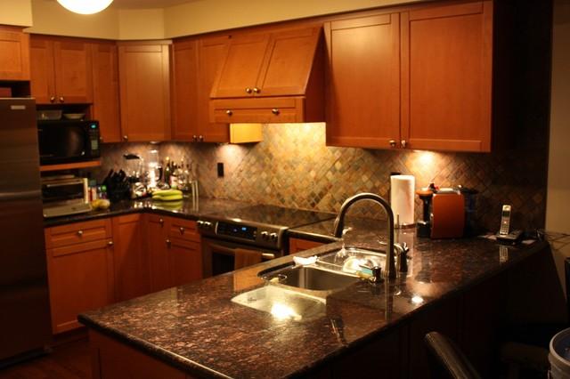 kitchen backsplash kitchen toronto by honey do