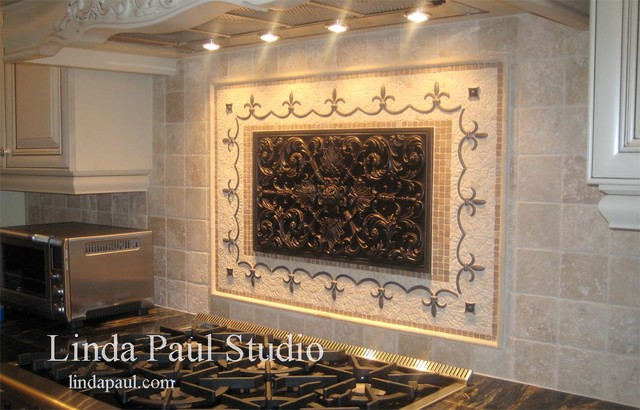 Kitchen Backsplash Ideas And Designs Mediterranean