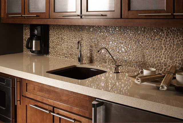 Kitchen Backsplash Ideas Contemporary Kitchen