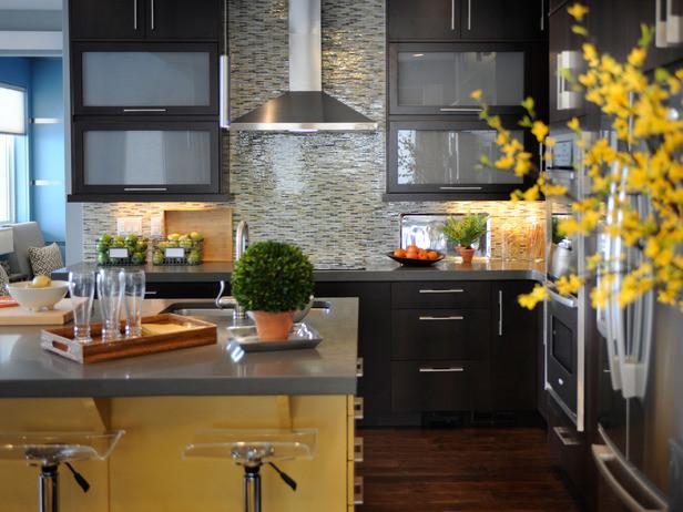 Kitchen Backsplash Ideas That WOW!!! contemporary-kitchen