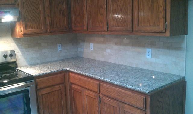 Kitchen Backsplash Marble Subway Tile Liner Tile