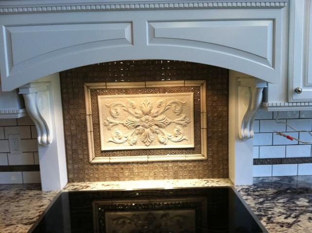 Kitchen Backsplash Traditional New York By Portico