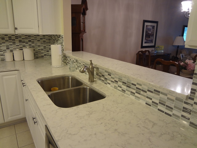 Kitchen Backsplashes Tile Stone Amp Glass Transitional