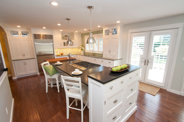 kitchen - barefoot contessa - traditional - kitchen - portland
