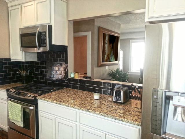 Kitchen basement remodel in the highlands denver for Kitchen remodel denver