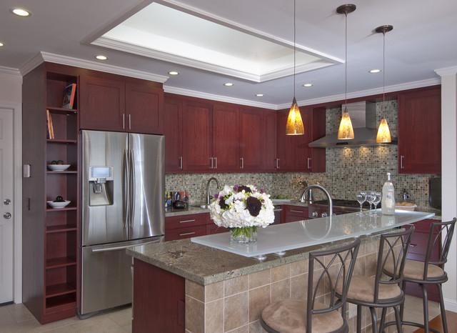 Kitchen, Bath & Home Remodeling modern-kitchen