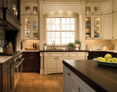 Kitchen, Bath and interior design traditional kitchen