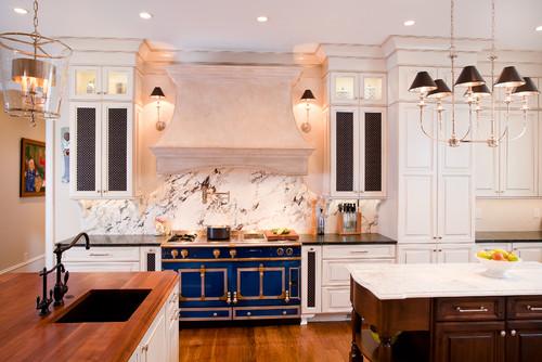 Donna's Blog: Colorful Ranges   Kitchens + Bath Artisans