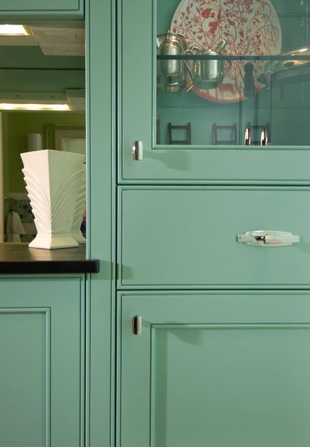 Kitchen, bath, office contemporary-kitchen
