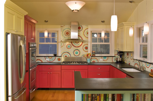 Decorating with Bold Colors - Town & Country Living on